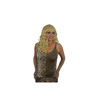 Women costumes  Top t-shirt leopard print