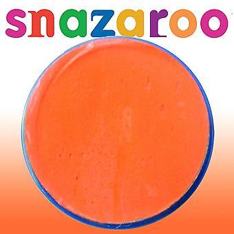 Wicked Costumes Snazaroo Classic Orange Face Paint 18ml
