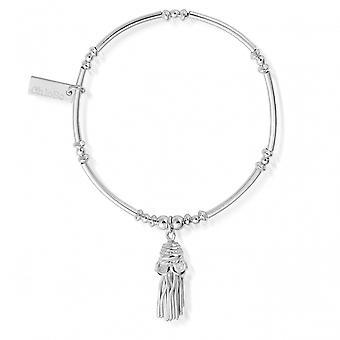 Chlobo SBMN337 kvinnor ' s Didi Tassel armband