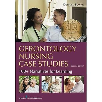 Gerontologi Omvårdnad Fallstudier: 100 berättelser för lärande