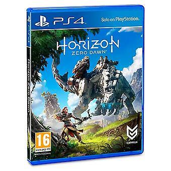 Orizzonte zero Dawn Standard Edition (PS4) Sony
