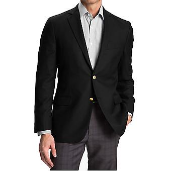 Blazer 2 buttons curved cut