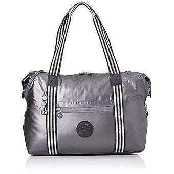 Kipling ART M Beach bag 58 cm 26 liters Black (Carbon Metallic)