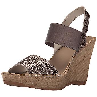 André Assous Women's Charlee Espadrille Wedge Sandal