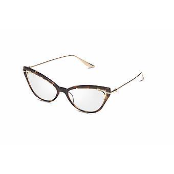 Dita Artcal DTX524 02 Haute Tortoise-White Gold Glasses