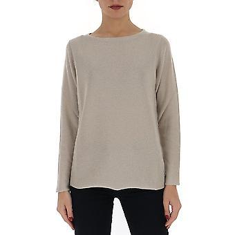 Fabiana Filippi Mad260b920c004vr13 Women's Beige Cashmere Sweater