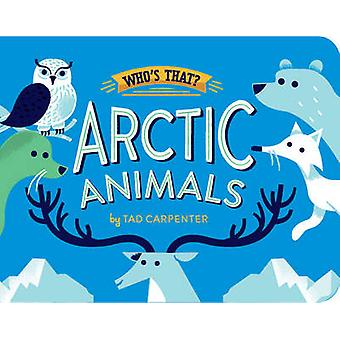Animaux de l'Arctique par Tad charpentier - livre 9781454912279