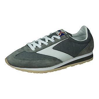 Brooks Vanguard Womens Vintage Trainers / Sneakers - Dark Grey