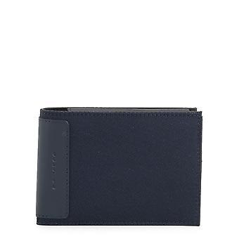 Piquadro Original Men All Year Wallet - Blue Color 55595