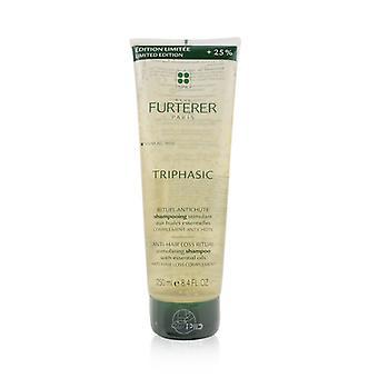 Rene Furterer Triphasic Anti-hair Loss Ritual Stimulating Shampoo (edição limitada + 25%) - 250ml / 8,4oz