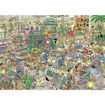 Jan Van Haasteren Garden Centre Jigsaw Puzzle (1000 Pieces)