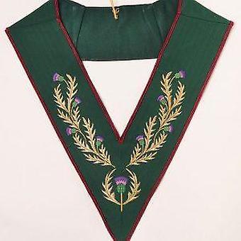 Królewski order obroży szkocji