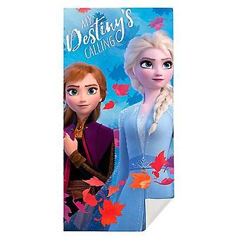 Frozen 2, Towel - Anna e Elsa, Destiny Calling