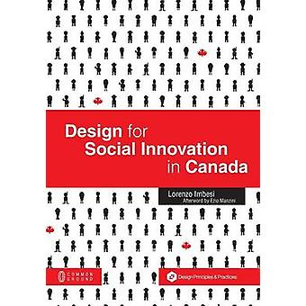 Design for Social Innovation in Canada by Imbesi & Lorenzo