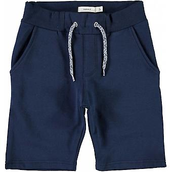 Nazwa-It Boys Blue Sweat Long Short Base