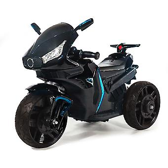Moni Kids Electric Motorcycle Shadow EVA Tire LED Light Headlight MP3 Musique