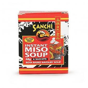 Sanchi - Seaweed Miso Instant Soup