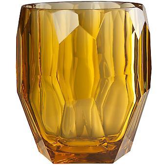 Mario Luca Giusti Antartica Plastic Ice Bucket Amber
