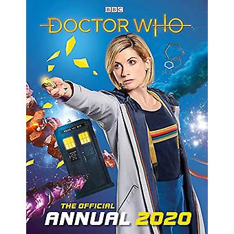 Doctor Who - Official Annual 2020 - 9781405940856 Book