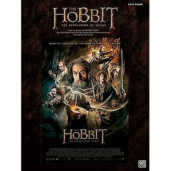 The Hobbit -- The Desolation of Smaug - Easy Piano Selections from the