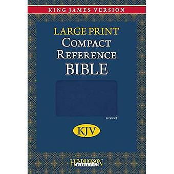 KJV Compact Reference Bible by Hendrickson Bibles - 9781598566185 Book