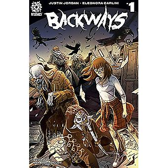 Backways by Justin Jordan - 9781935002611 Book