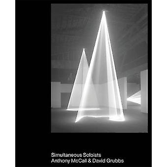 Simultaneous Soloists by Anthony McCall - 9781945711091 Book