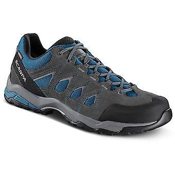 Scarpa Mens Moraine GTX Shoes (GORE-TEX) - Blue/Grey - UK11 / EU46