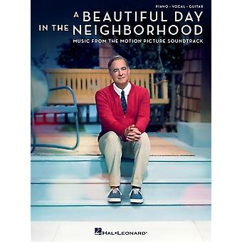 A Beautiful Day in the Neighborhood  Music from the Motion Picture Soundtrack by By composer Nate Heller & Created by Fred Rogers