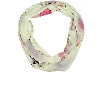 A Postcard from Brighton Floral Chiffon Snood