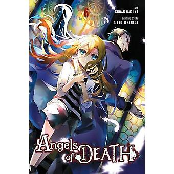 Angels of Death - Vol. 6 by Kudan Naduka - 9781975303808 Book