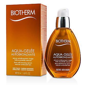 Auto bronzante face self tanning serum 184941 50ml/1.69oz