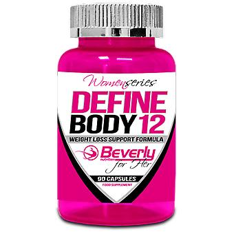 Beverly Nutrition Body Sets 12 (Weight loss support formula) 90 Capsules