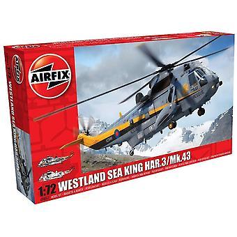 Airfix A04063 Westland Sea King HAS.3 1:72 Kit modèle