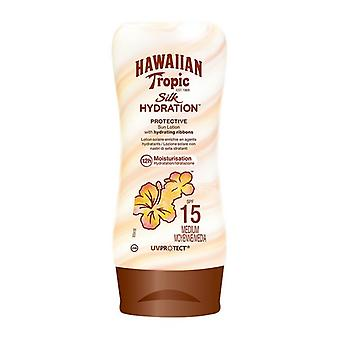 Zonnebrandcrèion zijde Hawaiian Tropic/Spf 30 - 180 ml