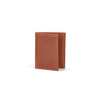 Wallet derech cognac brown
