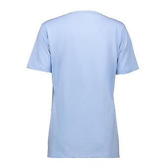 ID Womens/Ladies Pro Wear Slightly Shaped T-Shirt