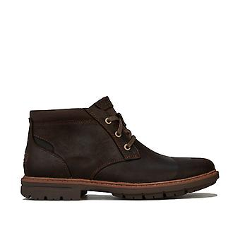 Men's Rockport Tough Bucks Chukka Boots in Brown