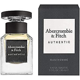 Abercrombie & Fitch Autentiska Man Eau de Toilette 30ml EDT Spray