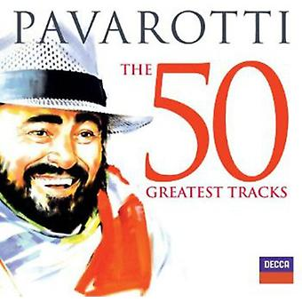 Luciano Pavarotti - Pavarotti: De 50 grootste Tracks [CD] USA import