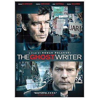 Ghost Writer [DVD] USA import