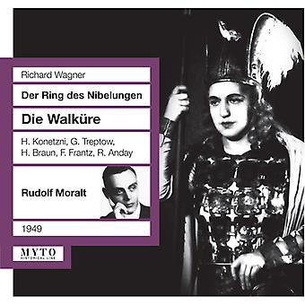 Wagner / Moralt - Die Walkure: Konetzni Treptow [CD] USA import