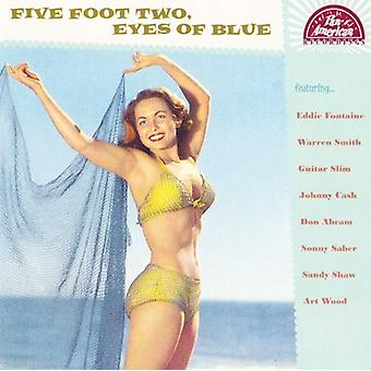 Five Foot Two Eyes Of Blue [CD] USA import