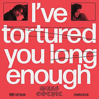 Mass Gothic - I'Ve Tortured You Long Enough [CD] USA import