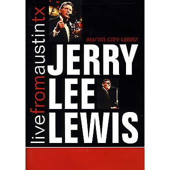 Lewis, Jerry Lee - Live From Austin Texas [DVD] USA import