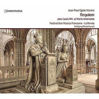 Festivalchor Musica Franconia / Riedelbauch - Requiem Pour Louis Xvi Et Marie Antoinette [CD] USA import