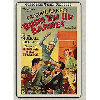 Burn Em Up Barnes (1934) [DVD] Usa import