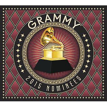 Diverse Artist - 2015 Grammy genomineerden [CD] USA importeren