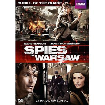 The Spies of Warsaw [DVD] USA import