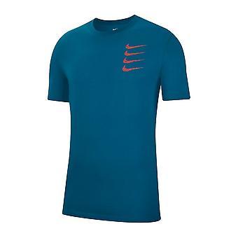 Nike Drifit CT6464379 koulutus kesä miesten t-paita